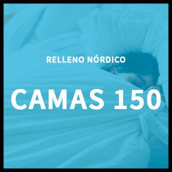 rellenos nordicos camas 150